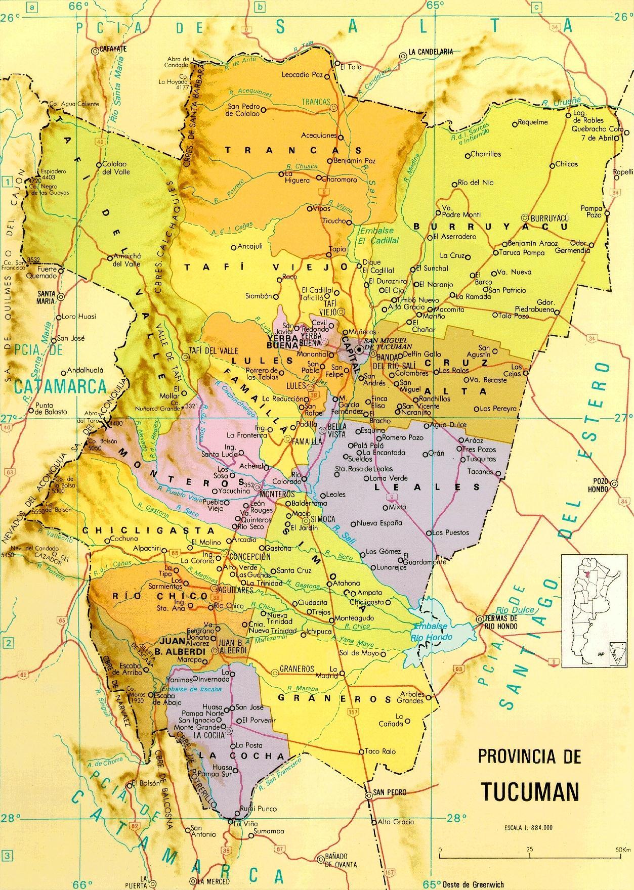 La Provincia De Tucuman