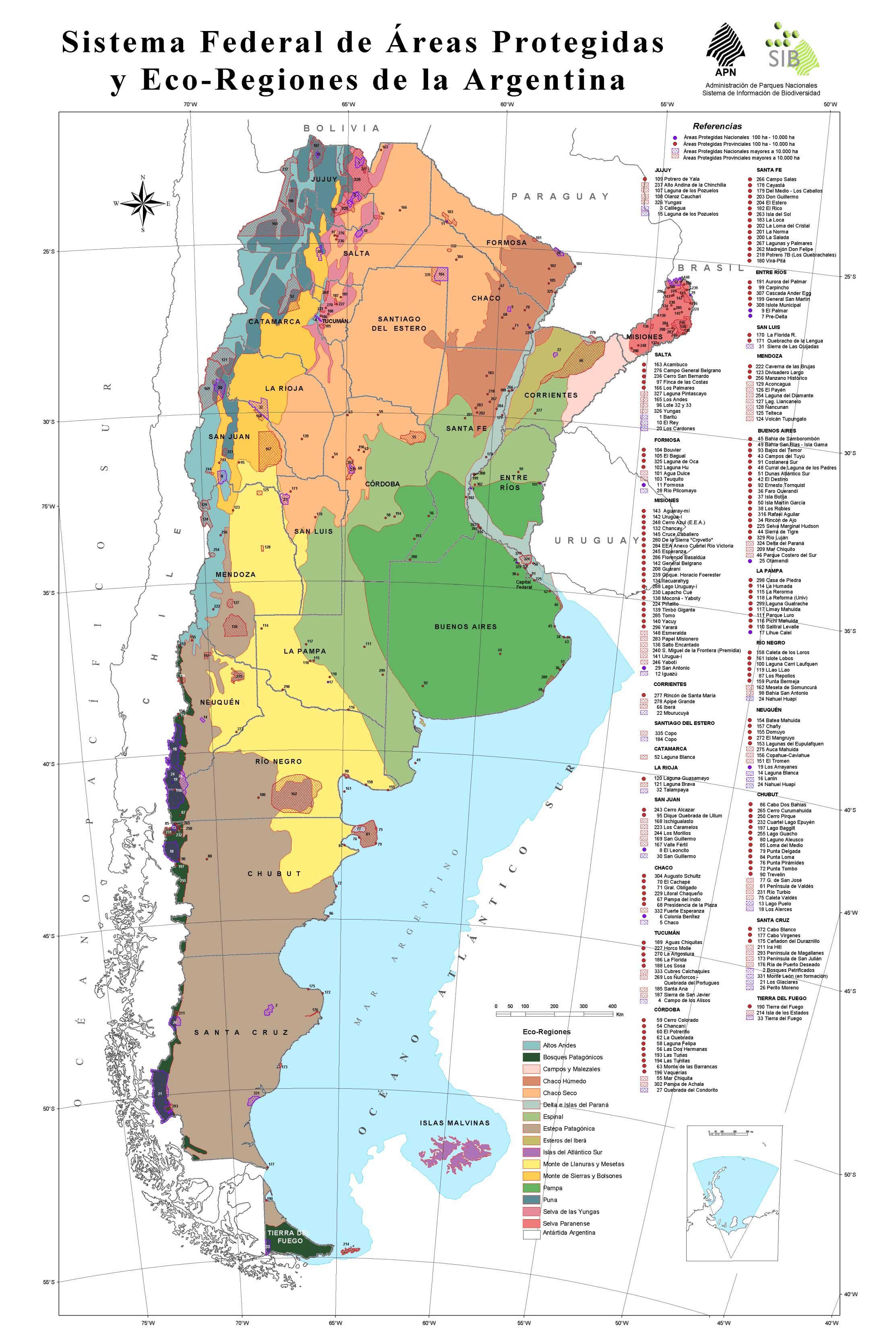 Impressum hydrografical map of argentina sciox Choice Image