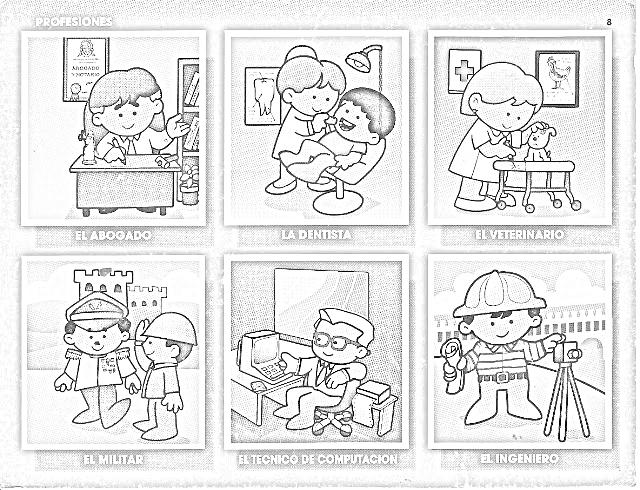 11 para jefaturas regionales y distritales for Actividades para jardin de infantes para imprimir