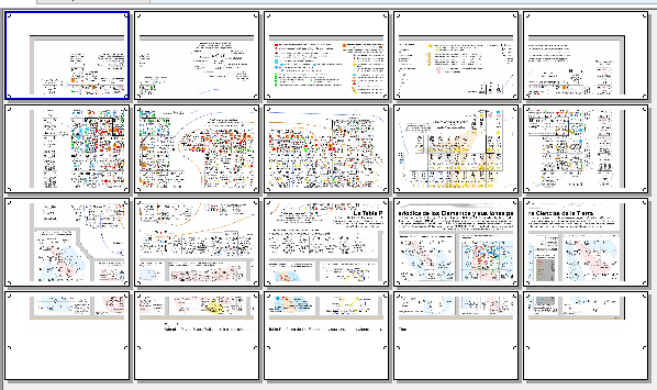 La tabla peridica de los elementos y sus iones para ciencias de para descargar el pdf de 20 pgs click en mapa mural ciencias de la tieera yb sus iones de 5x4 urtaz Gallery