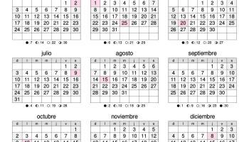 Calendario 2016 Argentina.Calendario 2015 De Argentina Con Feriados Para Jefaturas