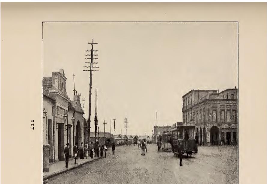 PASEO 9 DE JULIO 1888