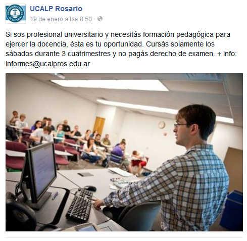 UCALP Rosario