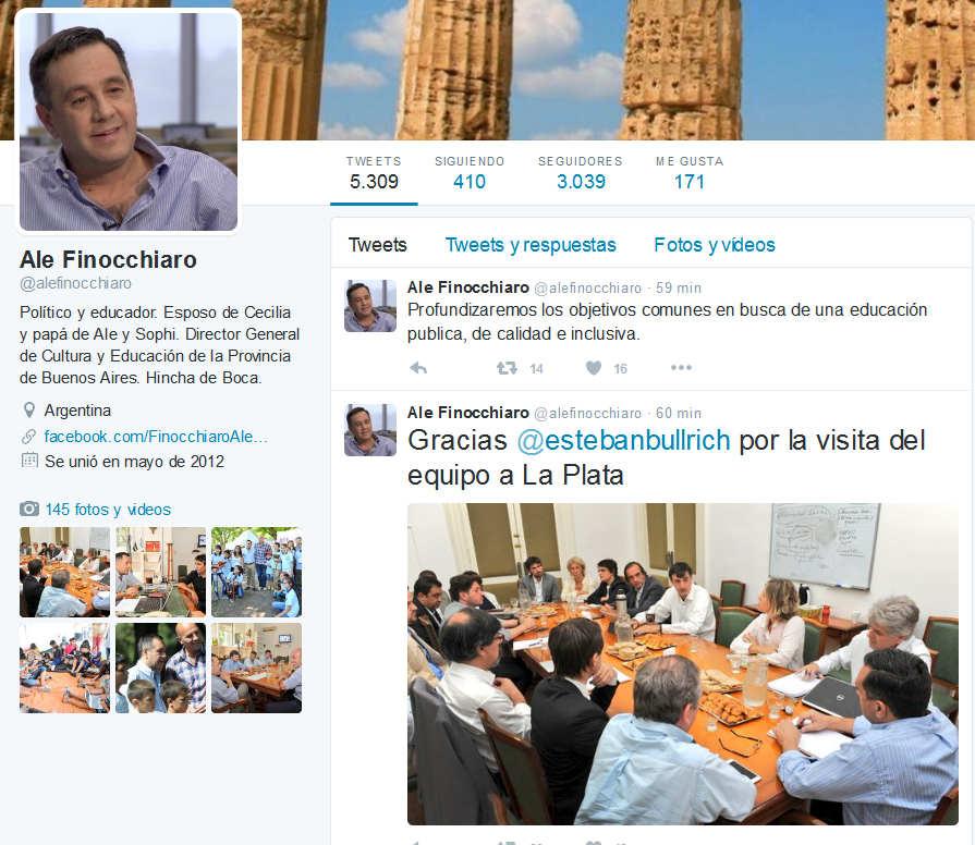 Ale Finocchiaro (@alefinocchiaro) - Twitter(1)