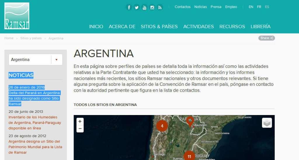Argentina - Ramsar(1)