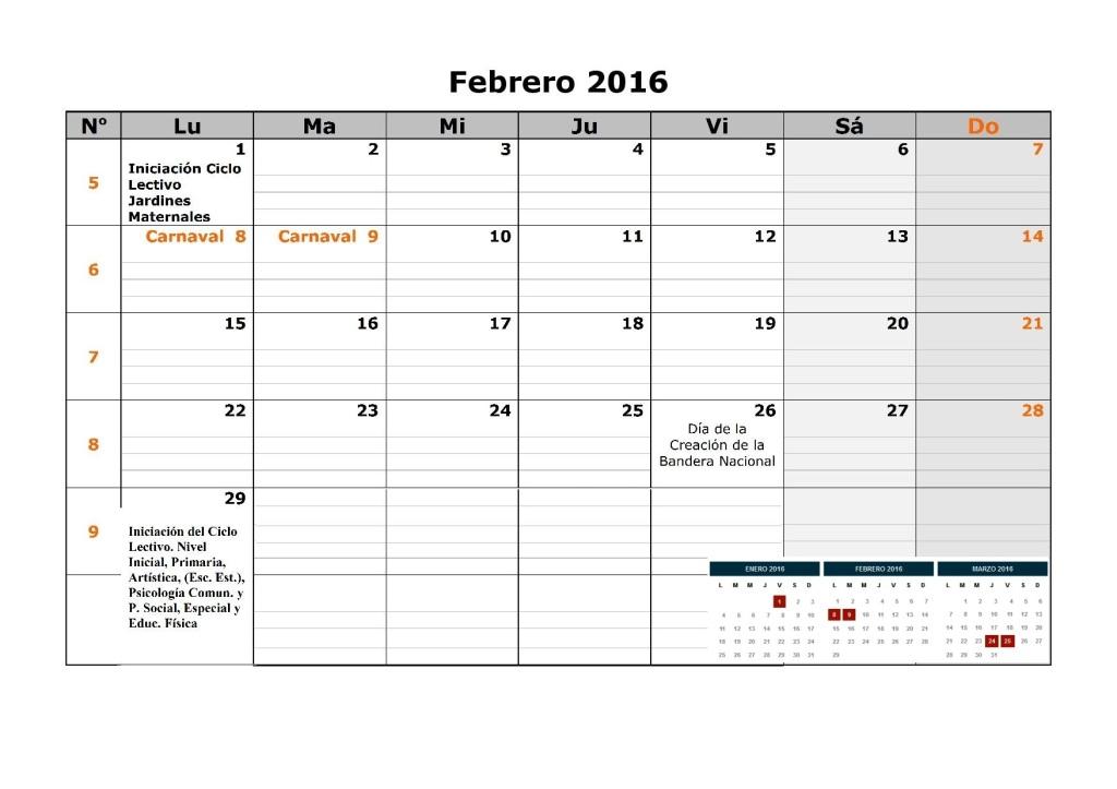 Calendario escolar dgcye 1er semestre resol7-162