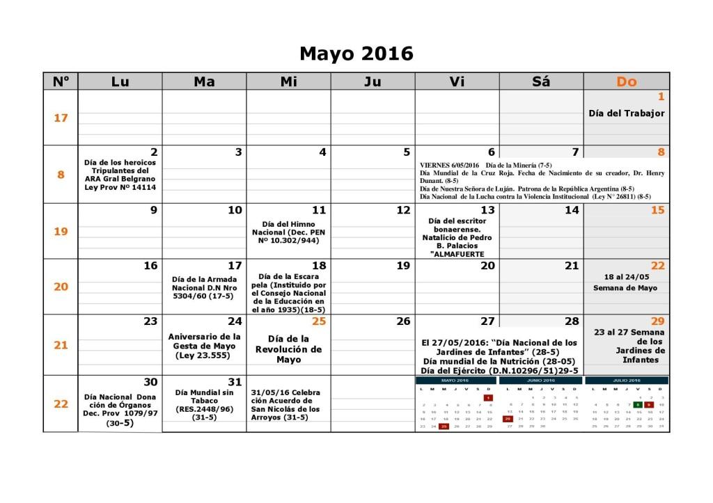 Calendario escolar dgcye 1er semestre resol7-165