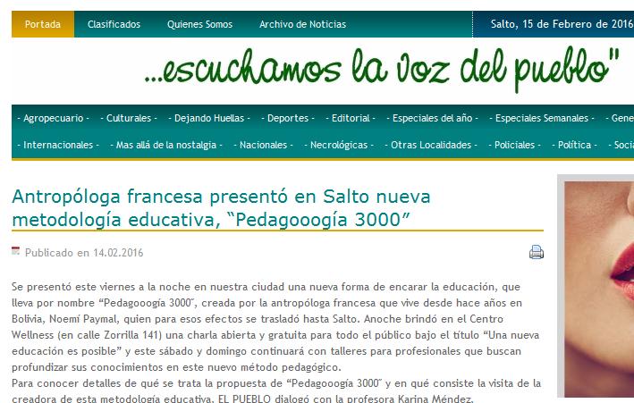 Diario El Pueblo-El diario de los salteños