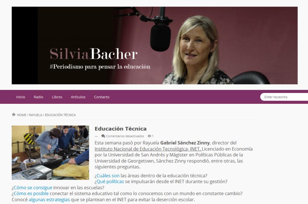 Educación Técnica - #Periodismo para pensar la educación#Periodismo para pensar la educación