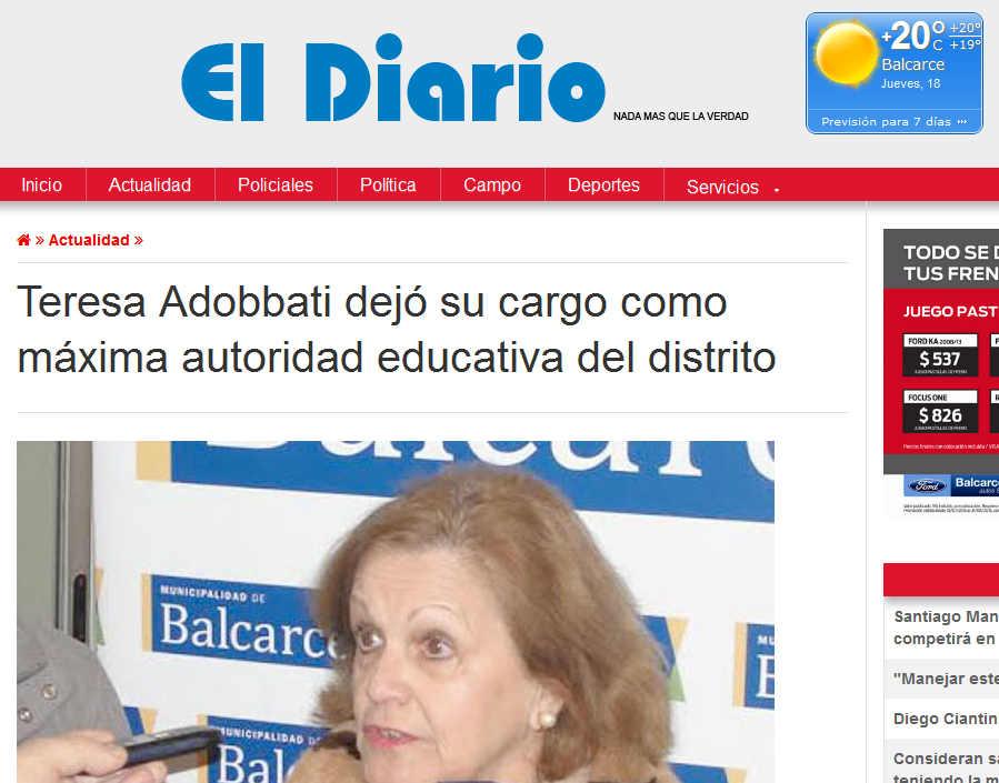 El Diario Balcarce