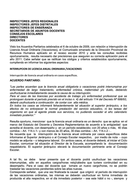 FORMULARIO INTERRUPCION-VACACIONES