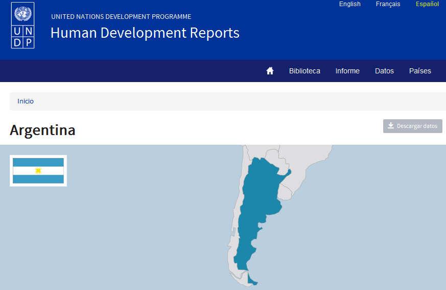 - Human Development Reports(1)