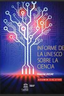 Informe de la UNESCO sobre la ciencia, hacia 2030