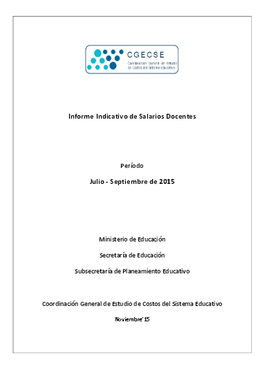 Informe Salarial 3° Trim 2015.pdf
