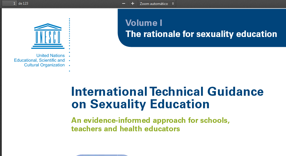 International technical guidance on sexuality education an evidence-informed approach for schools, teachers and health educators; 2012 - Guidance sex education UNESCO vol 1.pdf
