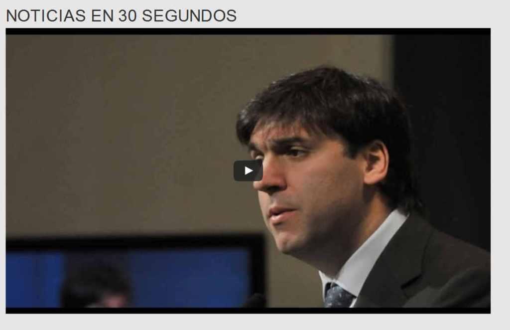 Noticias en 30 Segundos - Videos - Télam - Agencia Nacional de Noticias
