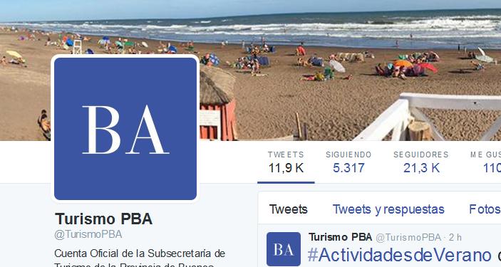 Turismo PBA (@TurismoPBA) - Twitter