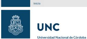 UNC — Universidad Nacional de Córdoba
