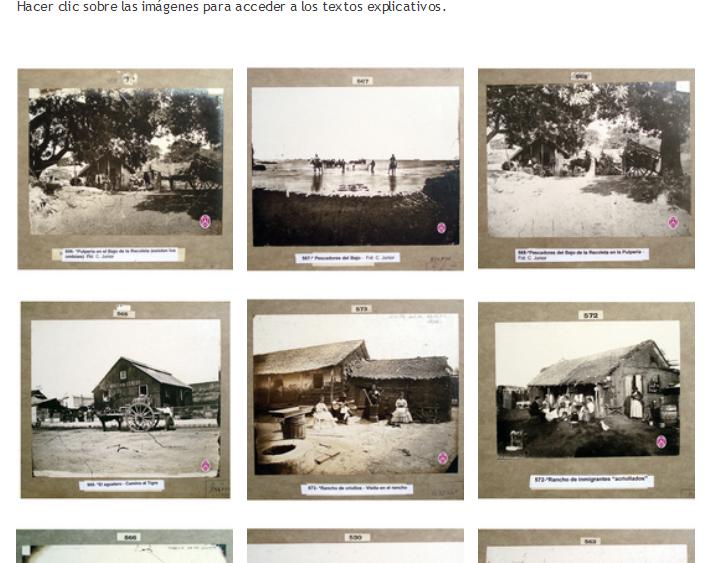 Colección Witcomb imágenes antiguas de Buenos Aires - Recursos educ.ar