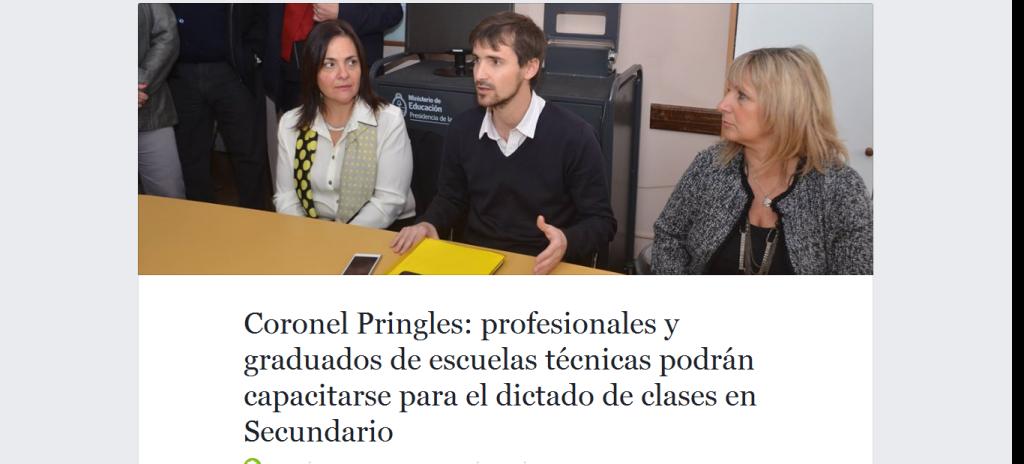 Coronel Pringles