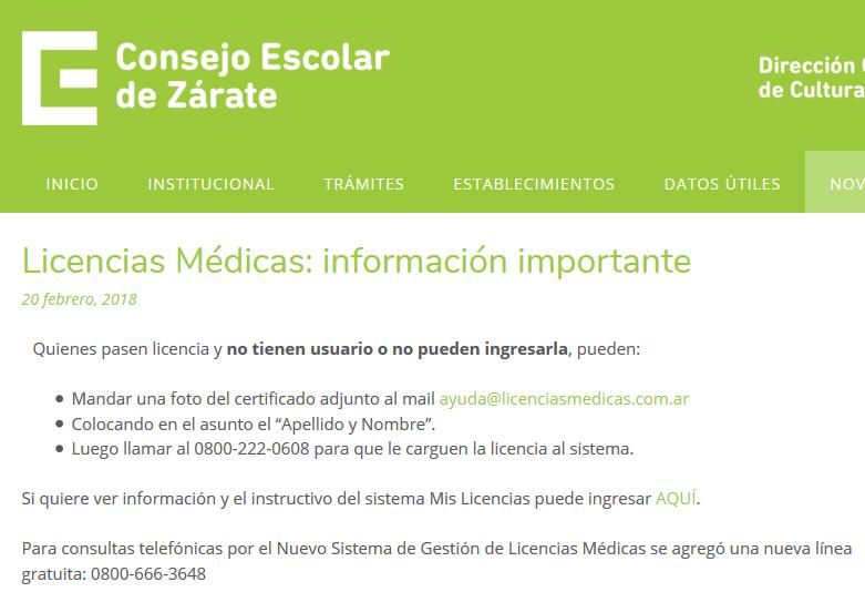 LIC MEDICAS