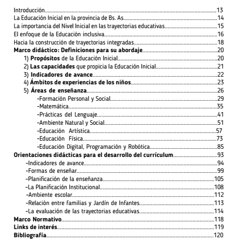 2019 dgcye nuevo dise o curricular para educaci n for Diseno curricular educacion inicial